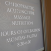 Backbone Wellness Center Sign