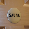 Backbone Wellness Center Sauna