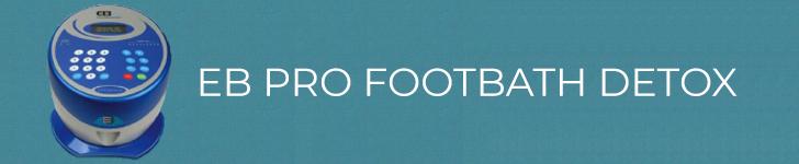 EB Pro Footbath Detox